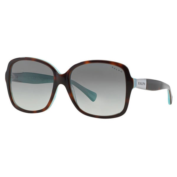Ralph by Ralph Lauren Women's RA5165 Plastic Square Sunglasses