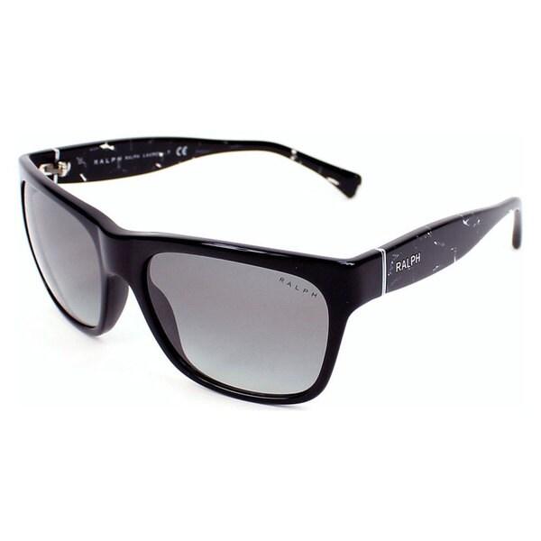 Ralph by Ralph Lauren Women's RA5164 Plastic Square Sunglasses