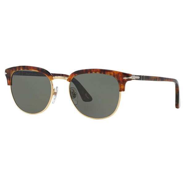 Persol Men's PO3105S Plastic Phantos Polarized Sunglasses