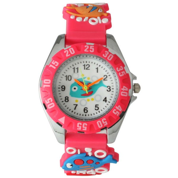 Olivia Pratt Kids' Fish Watch