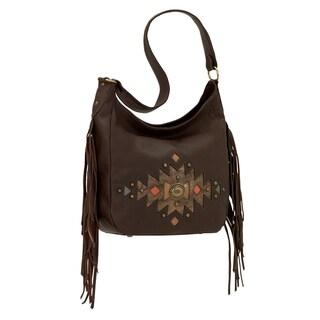 American West Dream Catcher Shoulder Bag