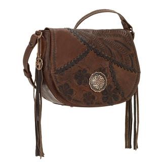 American West Soho Groove Crossbody Bag
