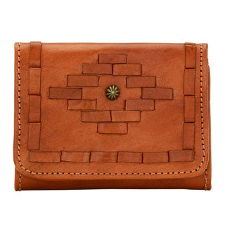 American West Amber Waves Small Wallet