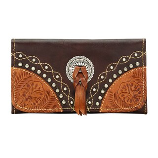 American West Chestnut Ridge Wallet
