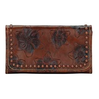 American West Flower Child Wallet