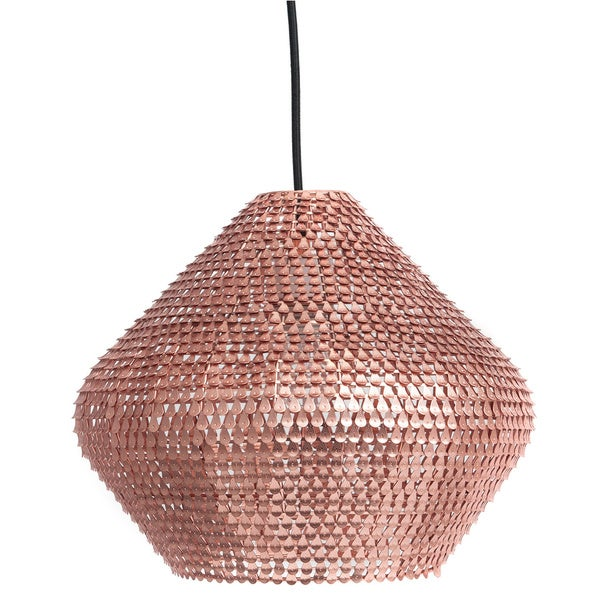 Rabat Copper Pendant Lamp