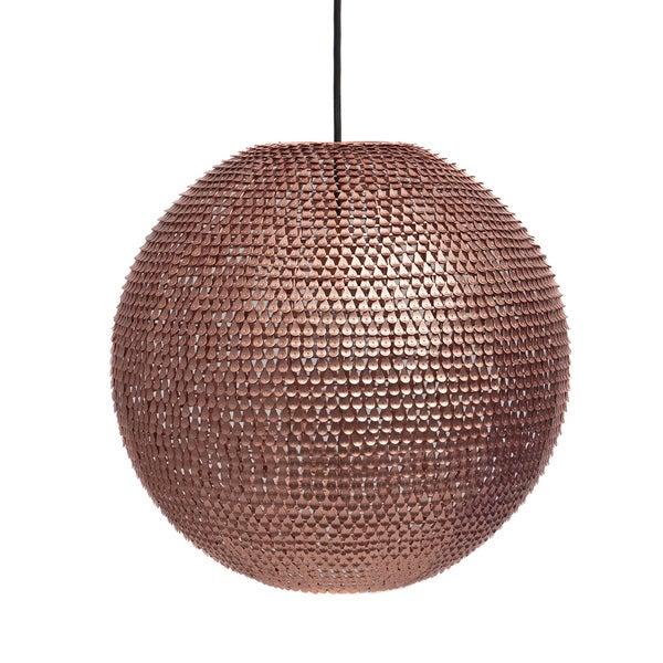 Marrakech Copper Pendant Lamp