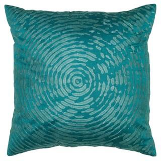 Rizzy Home 18-inch Bullseye Throw Pillow