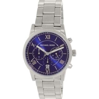 Michael Kors Men's Hawthorne MK8395 Stainless Steel Quartz Watch