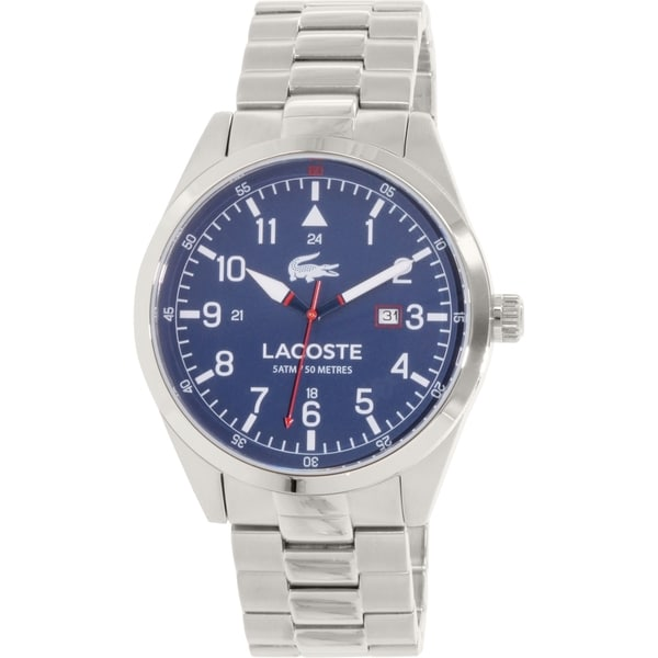 Lacoste Men's Montreal 2010783 Stainless Steel Quartz Watch