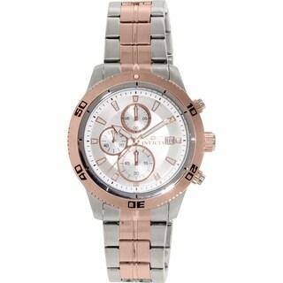 Invicta Men's Speciality 17442 Stainless Steel Quartz Watch