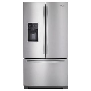 Whirlpool 26.1 Cubic Foot French Door Refrigerator