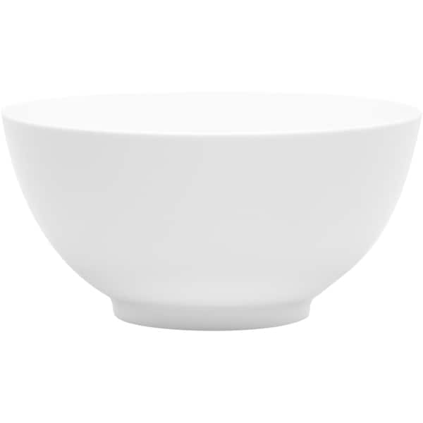 Pure Vanilla 9-inch 8-ounce Noodle Bowl (Set of 2)