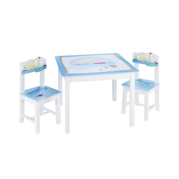 Sailing Table and Chairs Set