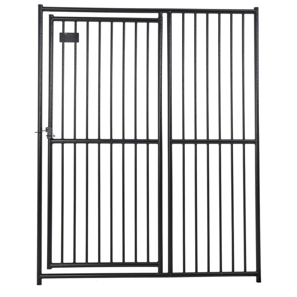 Lucky Dog European Style 6'x5' Kennel Gate