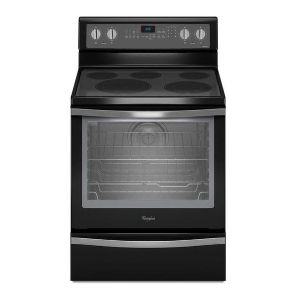 Whirlpool 30 Inch Freestanding Electric Range With 5