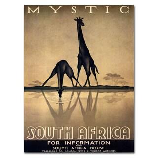 Gayle Ullman 'Mystic South Africa' Canvas Art