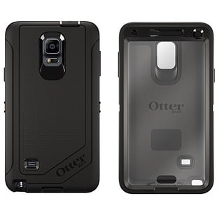 Otterbox Defender Series for Samsung Galaxy Note 4 - Black