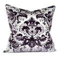 Designer Collections by Sheri Juliette Feather and Down Filled  24-inch Throw Pillow