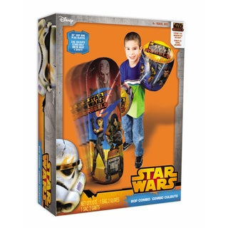 Disney Star Wars 36-inch Bop Bag and Gloves