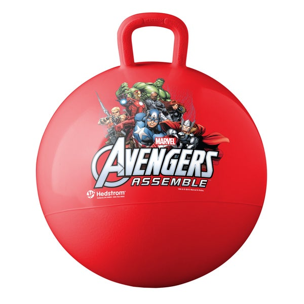 Hedstrom Marvel Avengers 15-inch Vinyl Hopper 16035182
