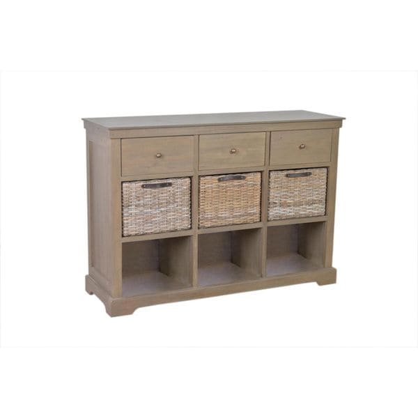 Ault Vintage Brown Sideboard