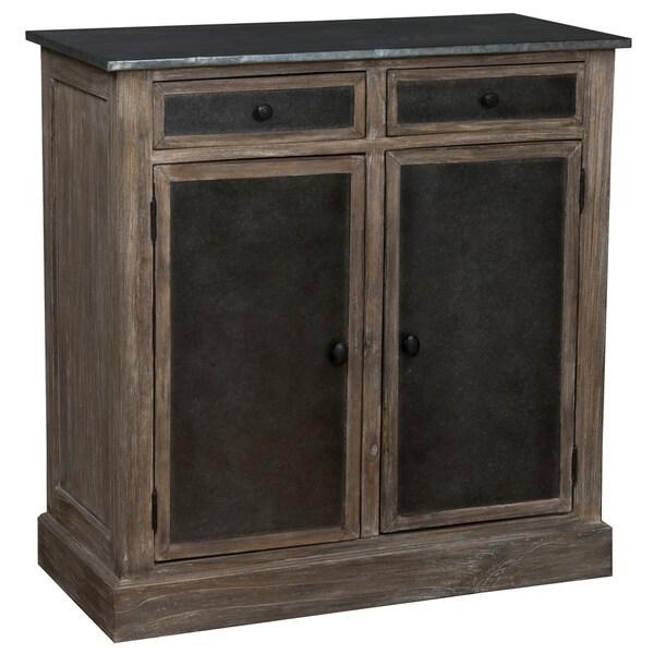Basalt Vintage Natural Cabinet