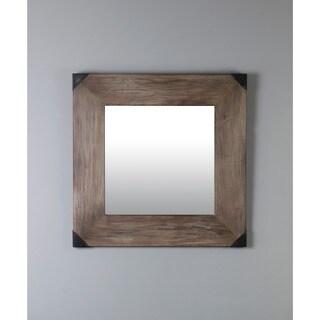 Beaverton Vintage Square Mirror