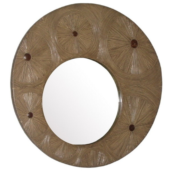 Boardman Round Accent Mirror