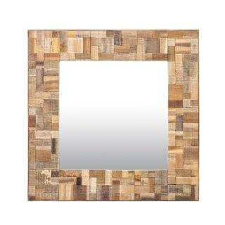 Decorative Square Sutherlin Accent Mirror