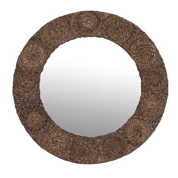 Eugene Round Mirror
