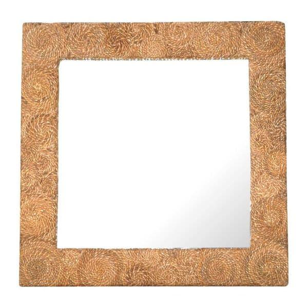 Hillsboro Large Square Mirror