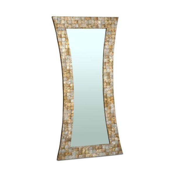 Monmouth Floor Mirror