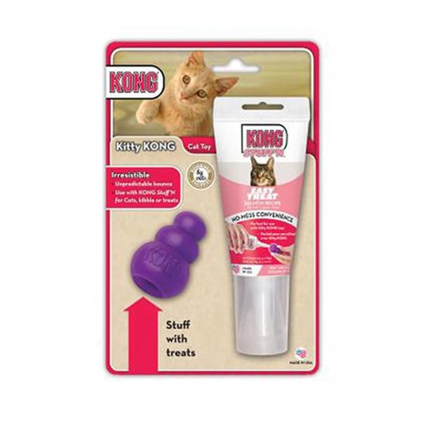 Kong Kitty Stuff'n Easy Treat Salmon Combo