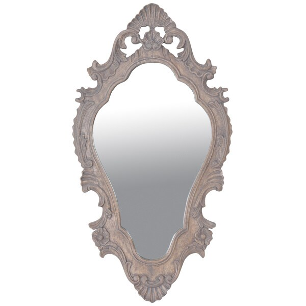 "Veneta 30"" Oval Accent Mirror"