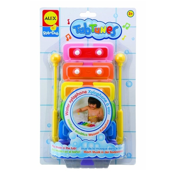 Alex Toys Tub Tunes Water Xylophone