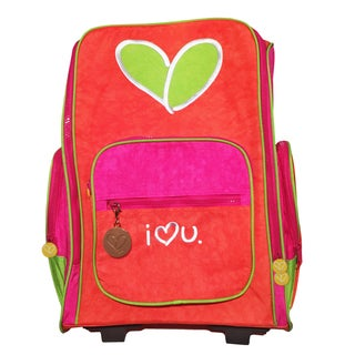 Biglove Love Rolling Backpack