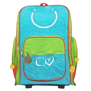 Biglove Happiness Rolling Backpack