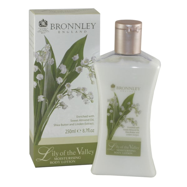 Lily of the Valley 8.7-ounce Moisturising Body Lotion