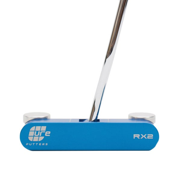 Cure Putter Rx2 Blue Offset Golf Club