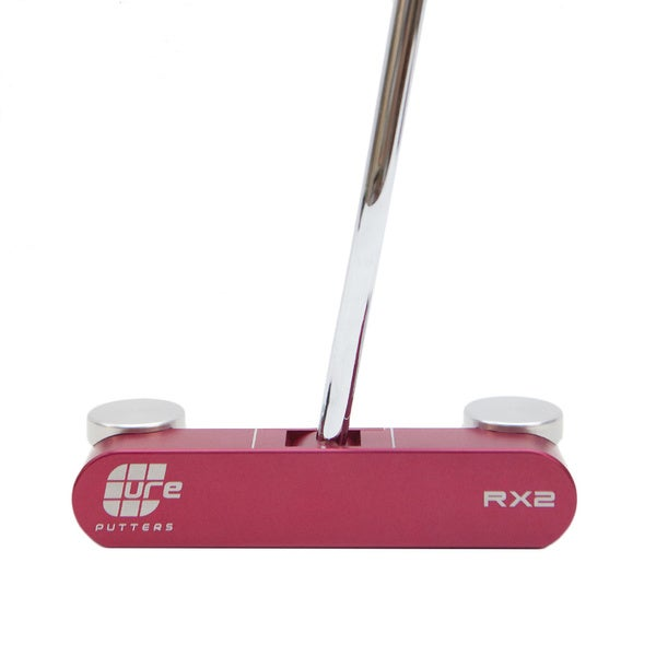 Cure Putter Rx2 Red Offset Golf Club