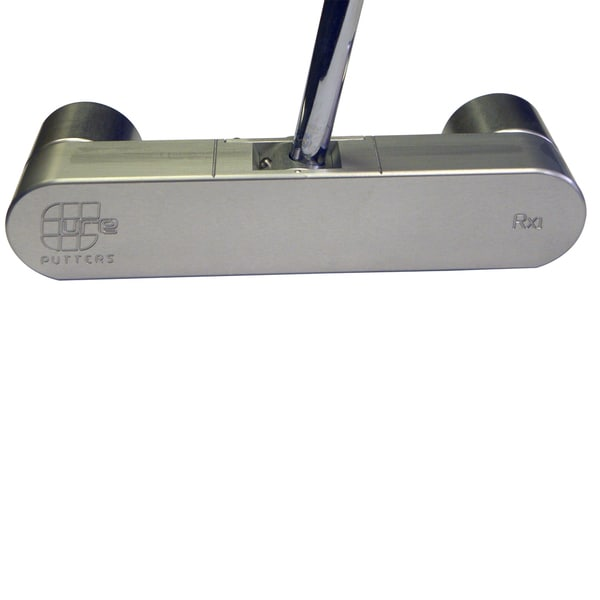 Cure Putter Rx1 2014 Offset Golf Club