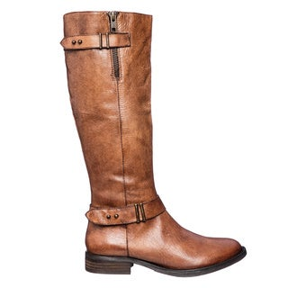 Steve Madden Women's ALYYW Wide Width Boot