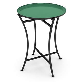 16 Inch Metal Wire Side Stool Table 14068250 Overstock
