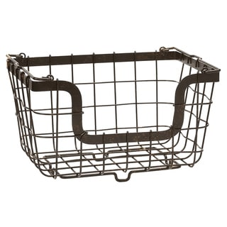 Gourment Basic by Mikasa Stacking Nesting Organization Basket