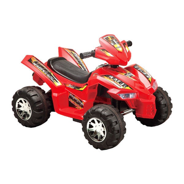 Joyriders Quad Runner Ride-on