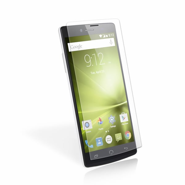 Tempered Glass Screen Protector for NUU Mobile Z8
