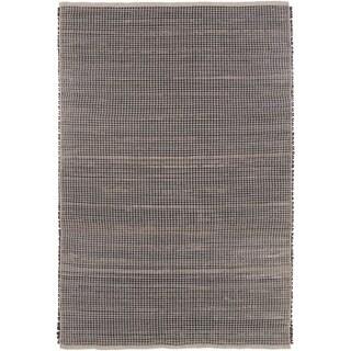Hand-Woven Ripley Stripe Indoor/Outdoor Rug (8' x 10')