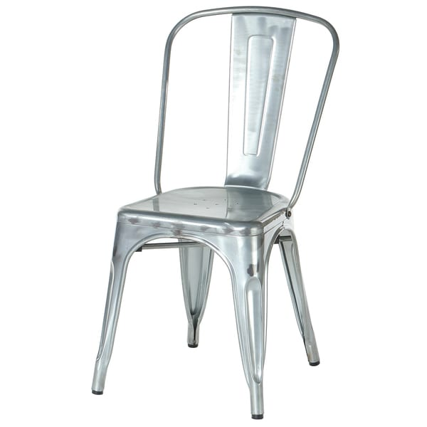 PoliVaz Metal Cafe Chair 17546936 Shopping Big Discounts