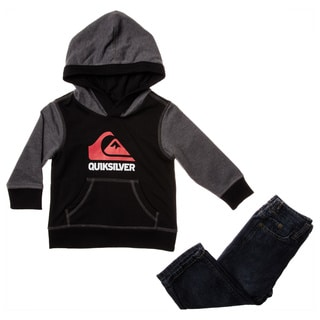 Quiksilver Toddler Boys' 2-piece Hoodie with Jeans